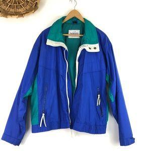 Vintage Levi's Thunderbird Blue and Green …